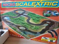 Micro-Scalextric Pro Rally