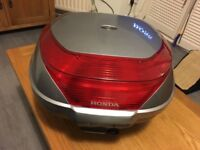 Honda PS 125/150 topbox Excellent condition two keys