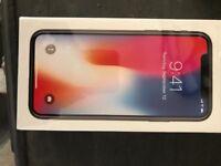 Brand New IphoneX 64GB Space Grey