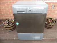 HOTPOINT 8KG CONDENSER DRYER IN GOOD CLEAN WORKING ORDER WITH 3 MONTH WARRANTY