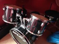 Drum kit for sale. Must collect