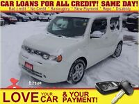 2009 Nissan cube 1.8S * CAR LOANS FOR ALL CREDIT