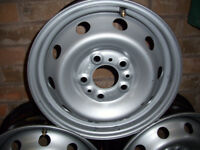 Fiat Ducato 15 inch Steel Wheel Rims