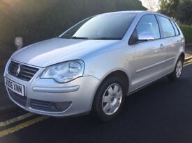 Volkswagen Polo 1.2 S 5dr Man 2006 (06 Reg) Great 1st Car Low Insurance Price £2995 Finance Arranged