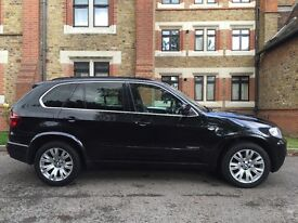 BMW X5 3.0d M Sport xDrive Diesel Auto , Full Service History ,DVD Player,Out Standing Condition