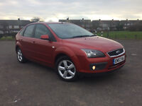 FORD FOCUS 1.8 ZETEC CLIMATE IN EXCELLENT CONDITION FSH 57 PLATE