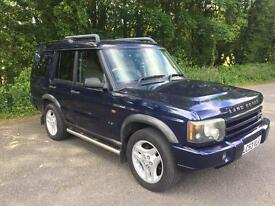 LandRover Discovery TD5 2003 ES 7 Seater