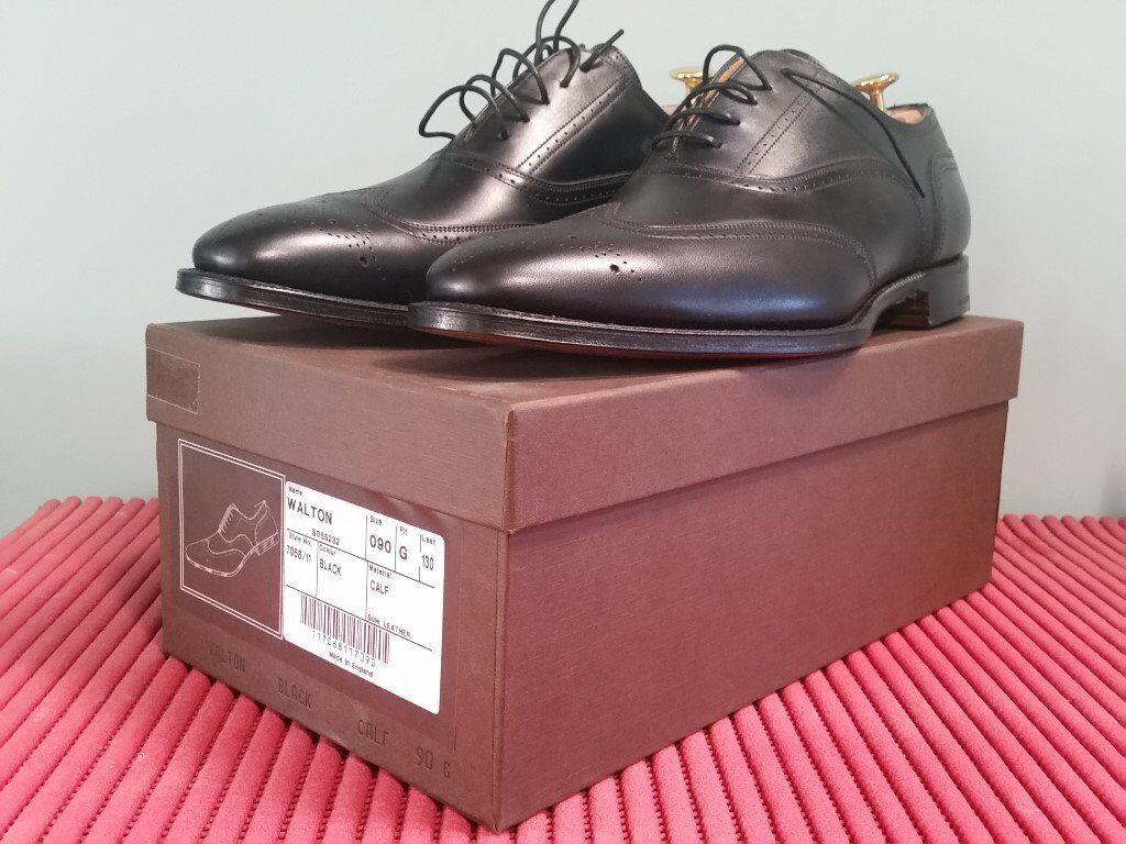 67e54cf4 Church Custom Grade Brogues, Size 9G, Never Worn, Boxed with Shoe Trees.  Inverness ...