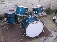 Premier B303 drums