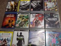 PS3 slim 320 GB ( with 14 games)