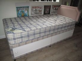 single bed with under storage
