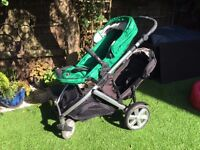 Britax Travel System with Isofix Car Seat