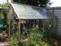 GREENHOUSE FOR FREE