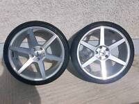 "19"" ifg3's 5x112"