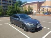2008 BMW 530D LCI M SPORT !!. VERY HUGE SPEC! NOT AUDI MERCEDES OR VOLKSWAGEN DIESEL 525D 520D 330D