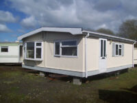 roughcast mobile home