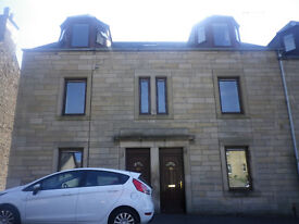 KIRKBRAE, GALASHIELS: SPACIOUS 1ST FLOOR 4 BED FLAT £550 PCM + £550 DEP