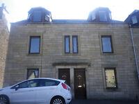 KIRKBRAE, GALASHIELS: SPACIOUS 1ST FLOOR 4 BED FLAT £550 PCM + £550 DEP