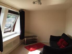 Bucksburn - 1 bedroom furnished flat (top floor)