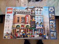 Lego Creator Detectives Office Modular (Lego Set 10246)