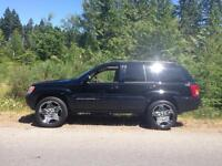 2001 Grand Cherokee Limited - 20's - CLEAN! - TRADE???