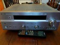 Yamaha surround sound amplifier ax757se