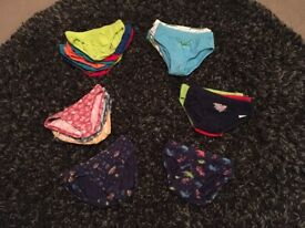 Boys pants, 27 pairs, excellent condition, aged 4 -5 years