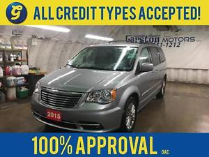 2015 Chrysler Town and Country TOURING*LEATHER*DUAL ROW STOW' N