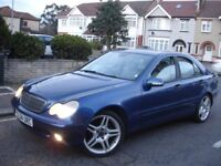 !!! MERCEDES BENZ C200 2.1 CDI AUTOMATIC DIESEL 2004 PLATE !!! CLASSIS SE AMG ALLOYS !