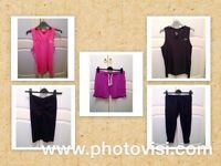 Womens size 12 various casual clothes bundle - 5 items - Nike, Lonsdale
