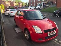 SUZUKI SWIFT GL 1.3 PETROL 2005 NEEDS CLUTCH