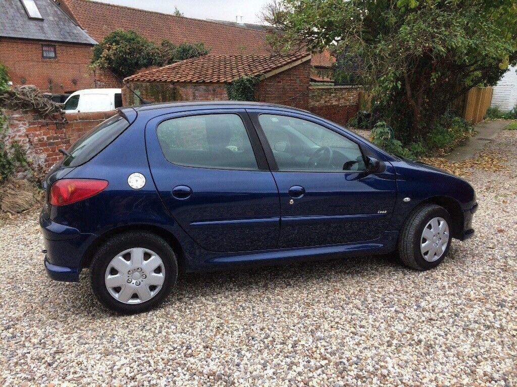 Peugeot 2006 look 1.4