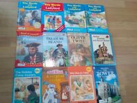 12 ladybird books dating from 1987
