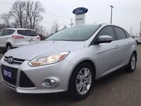 2012 Ford Focus SEL, LOCAL TRADE IN, SYNC HANDSFREE!