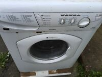 Free Washing machine and Electric Oven, both faulty