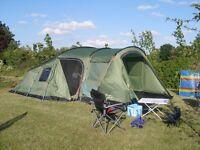 Vango Maritsa 700 - 7 berth family tent