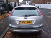 Ford FOCUS LX TDCI, 5 door hatchback,FSH,full MOT,nice clean tidy car,runs and drives well,YB56VRJ