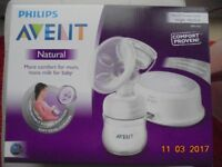 Breast Pump avent philips electric