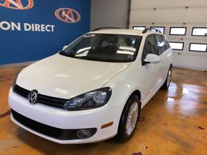 2014 Volkswagen Golf 2.0 TDI Trendline DIESEL WAGON! HEATED S...