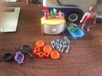 Large playmobil bundle in VGC