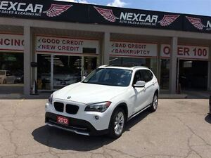 2012 BMW X1 AUT0 AWD LEATHER PANORAMIC ROOF 94K
