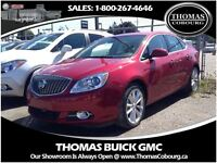 2015 Buick Verano 1SG PACKAGE - SUNROOF - BRAND NEW REMAINING 20