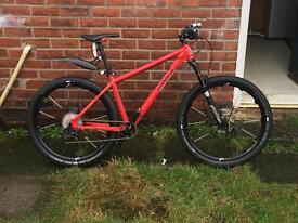 Pinnacle iroko 3 mountain bike reduced for quick sale