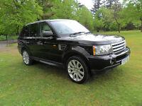 Range Rover Sport HSE TDV6