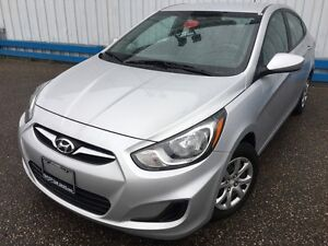 2013 Hyundai Accent GL Sedan *HEATED SEATS*