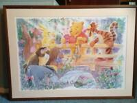 Winnie the Pooh and Friends Large Picture