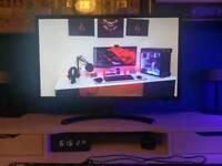 """4k LG monitor 27"""""""
