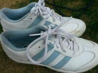 Addidas ladies golf shoes