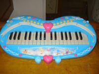 Child's Disney Keyboard