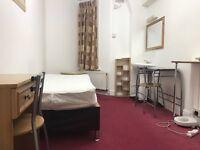 Spacious single room to rent in West Kensington